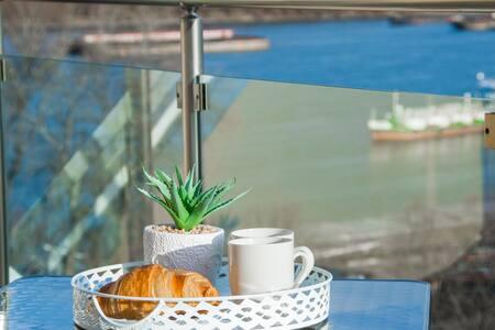 Danube River Apartment New