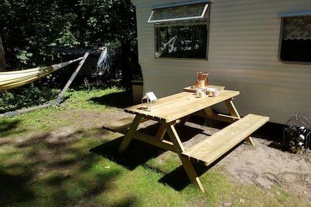 Stacaravan op camping Bakkum - Castricum - อพาร์ทเมนท์