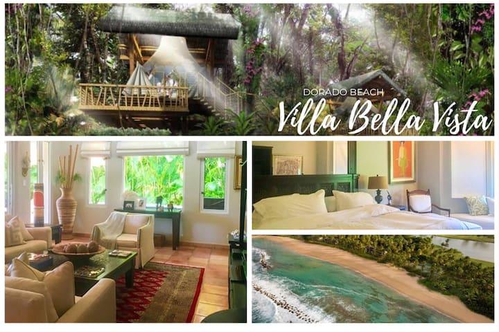 Bella Vista at Dorado Beach Resort and Club /pools