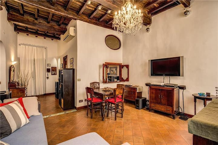Santa Cecilia Apartment Trastevere Rome