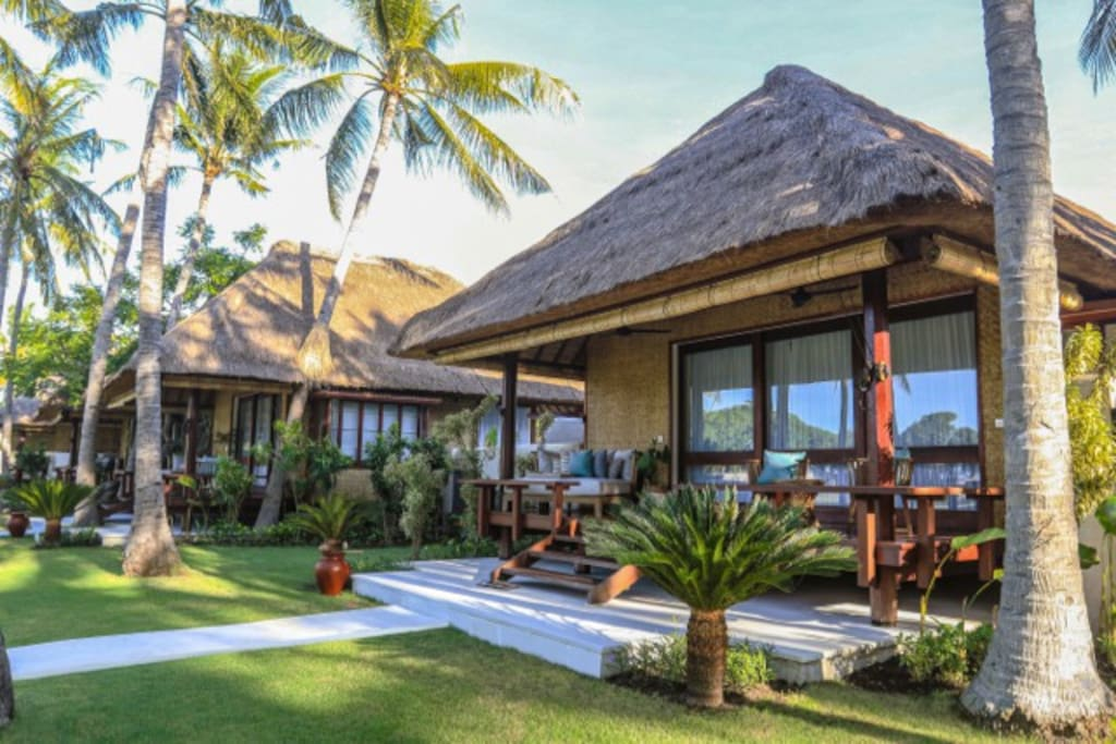 Private Pool Bungalows