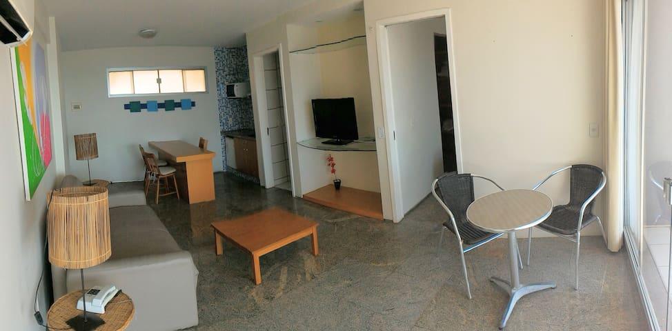 Seaside Flat - Fortaleza - Wohnung
