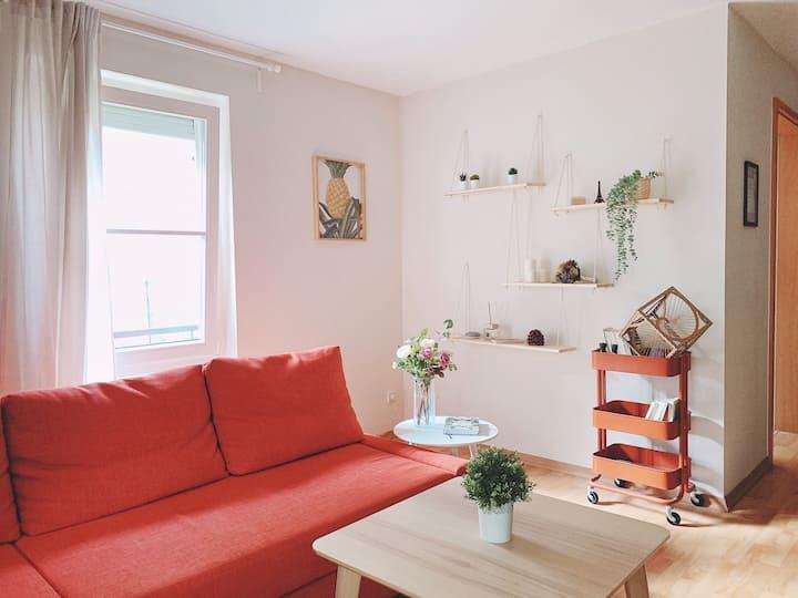 Charming & Cosy Studio in the heart of Neustadt