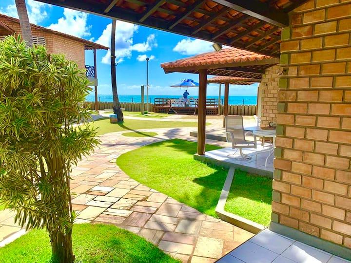 Duplex 9 lugares, Condomínio Privativo Beira Mar
