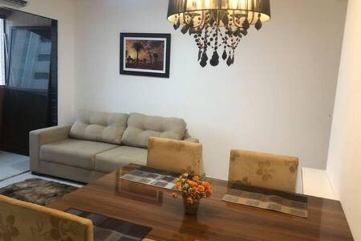 Tambaú - Apartamento 3 quartos bem localizado