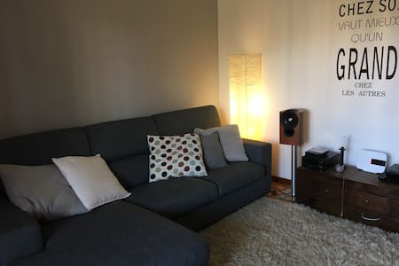 Apartment in quiet environment - Milaan - Appartement