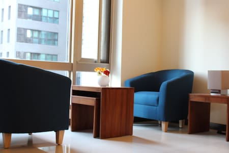 Cozy & Convenient, Close to Airport,Nearby Outlet - Linkou District - 公寓