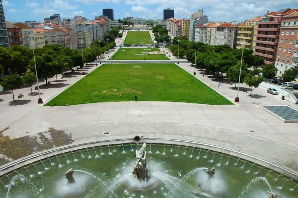 Alameda D.Afonso Henriques