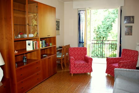 Large Apartment near underground M2, Garage - Bussero - Flat