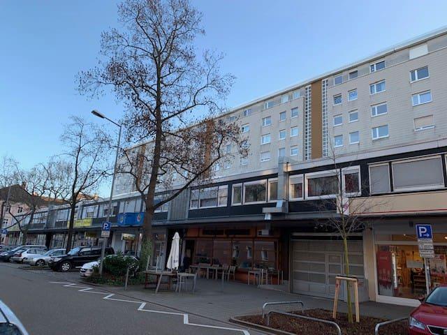 City-Wohnung (Karlsruhe Mitte)