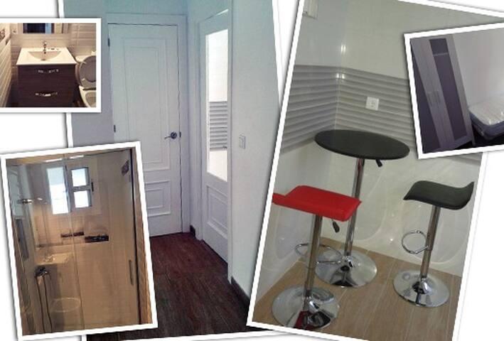 Piso recién reformado 3 habitaciones - เซวิลล่า - บ้าน