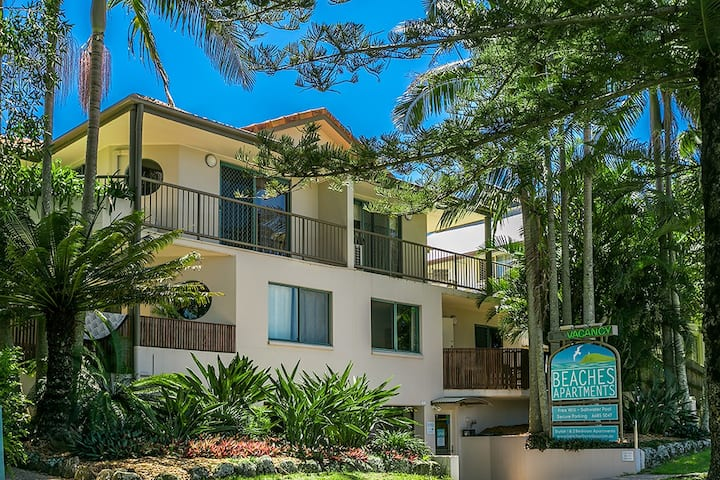 Beaches Apartments 1 Bedroom Byron Bay