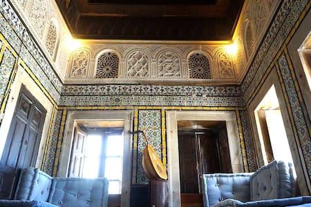 Palace of the eighteenth century - Tunis LA MEDINA 1008 BABA MENARA - 城堡