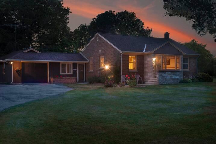Lake Michigan family cottage