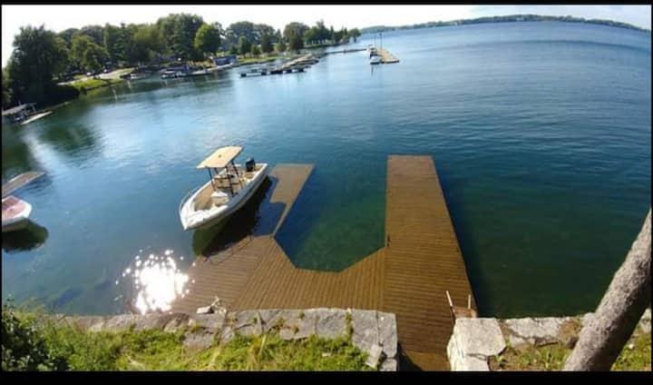 Shady Shores Cottage Rental