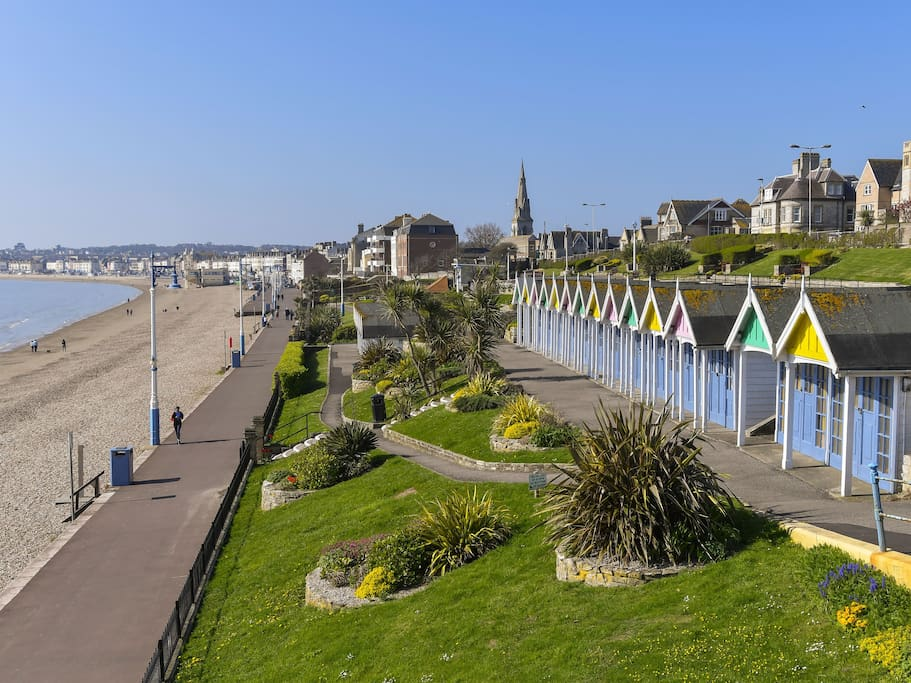 Weymouth Walks and Views