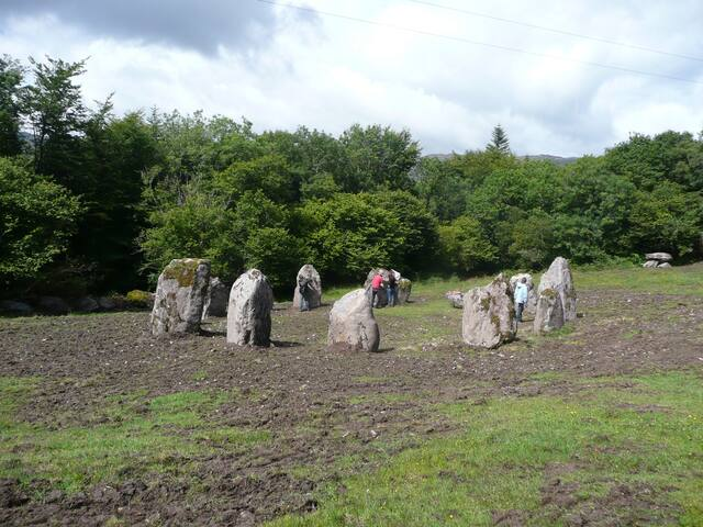 Skyhil Stone Circle