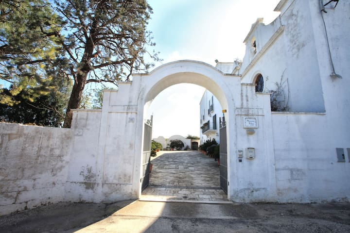 Benvenuti a Masseria Pittore - Monopoli - Bed & Breakfast