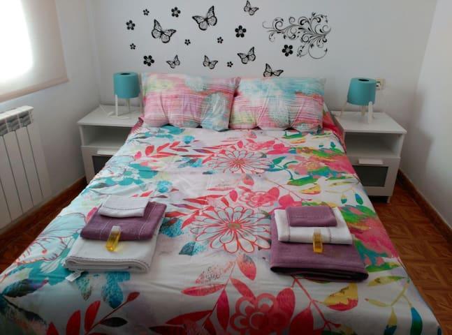 Bonito piso reformado en el castizo Carabanchel - Madrid - Appartamento