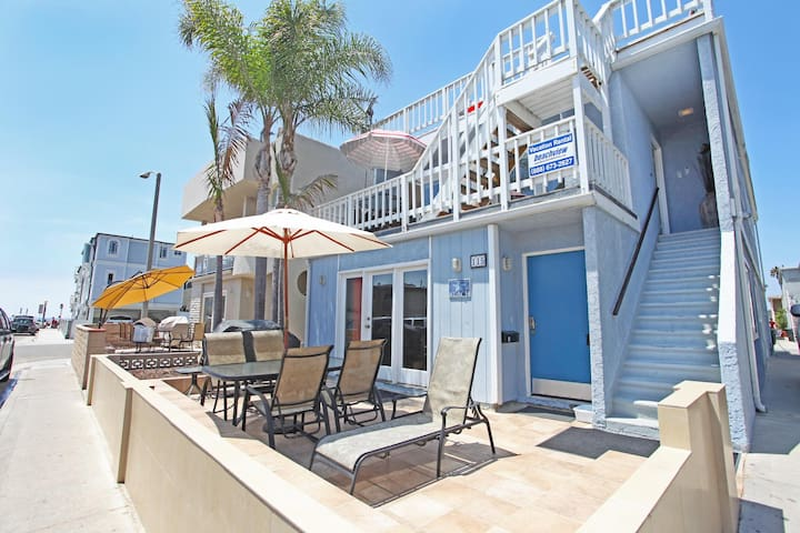 115 34th St. #A- Pet-Friendly Vacation Home - Newport Beach - Σπίτι