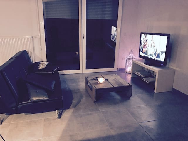 Jolie Appartement F2 avec terrasse