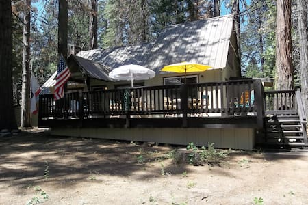 Magee Cabin - Shaver Lake