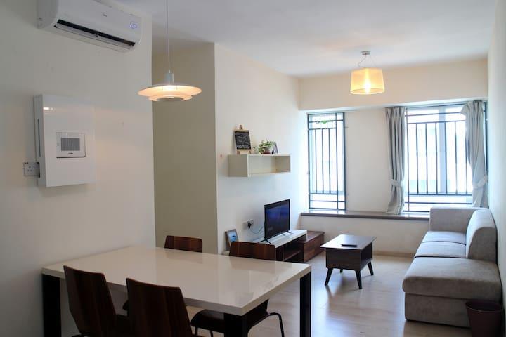 A Cosy Minimalist Apartment UUC | 北部の舒适公寓 | 안락 아파트
