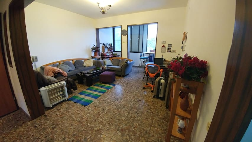2 bedroom appartment is all yours - Haifa - Appartement
