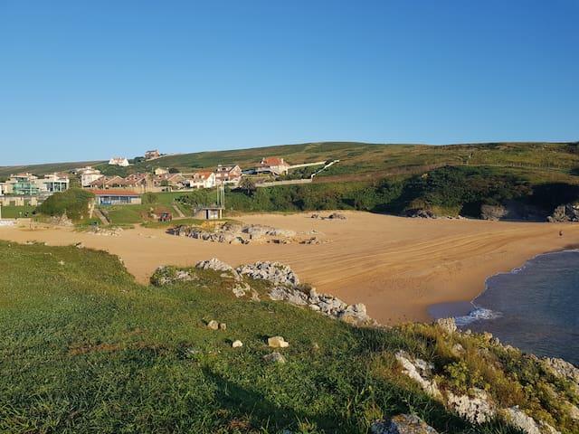 maradentro/3 -1º linea de playa,