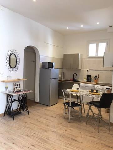 Appartement T3  avec espace détente extérieur