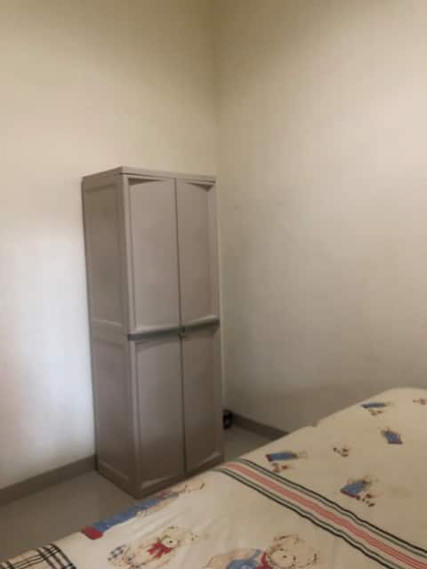 Room for a house mate. Location near city center