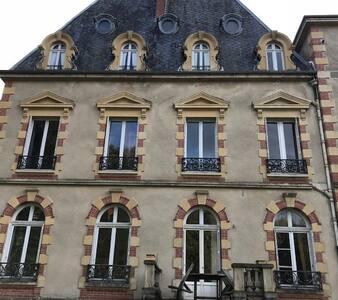 Gîte du Château de Prelay