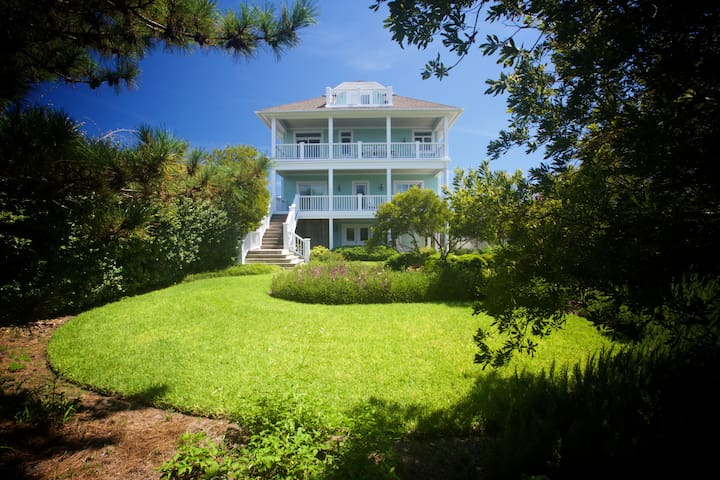 Luminous Oasis - Wrightsville Beach - บ้าน
