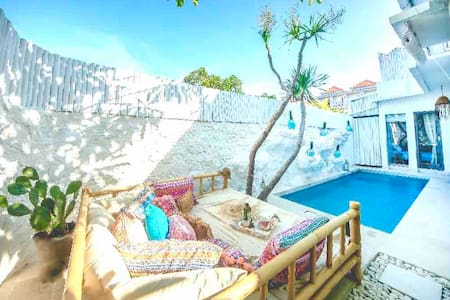 Private 2 bedrooms private pool Villa Bohemian