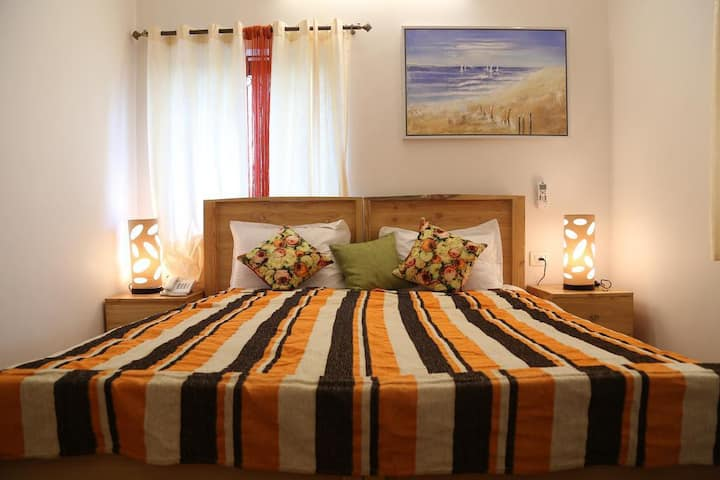 One Bedroom Apartment In Goa