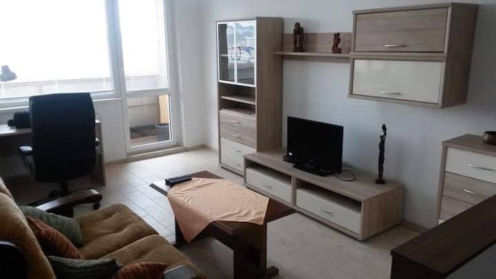 Apartment with best view in quiet neighborhood