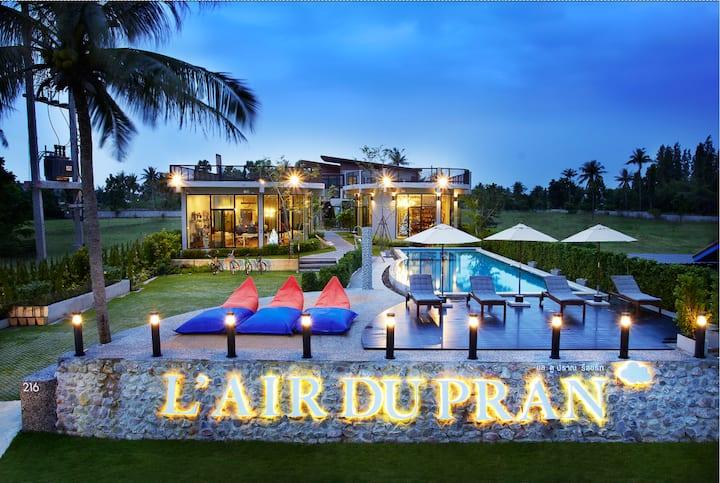 L'air Du Pran ฺBeach Resort -  Superior 1 Bedroom