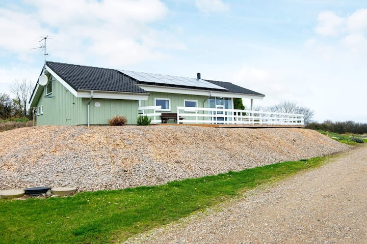 Alluring Holiday Home in Nordborg with Sauna