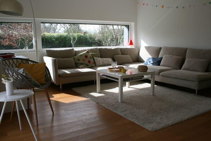 Maison familiale spacieuse et lumineuse