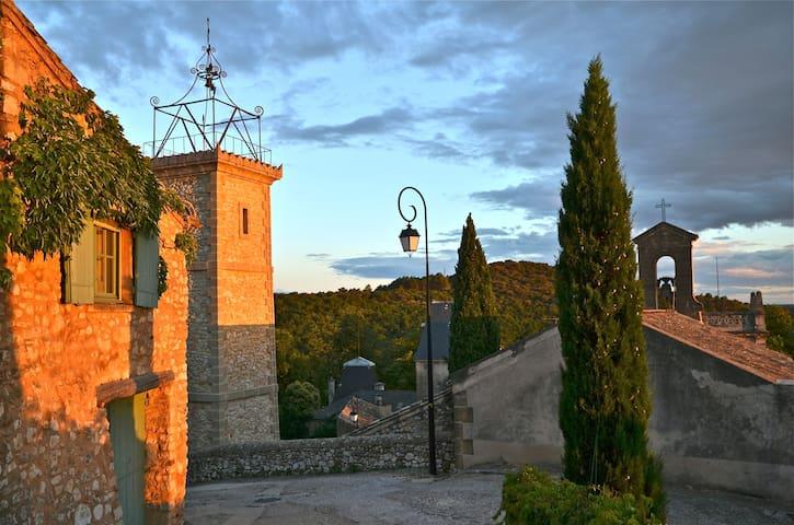 Mazet de l'Horloge - Saint-Victor-des-Oules - Casa