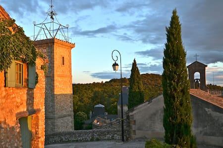 Mazet de l'Horloge - Saint-Victor-des-Oules - Hus