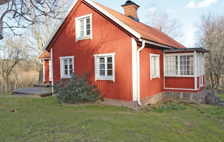 Holiday cottage with 3 bedrooms on 60m² in Kristdala