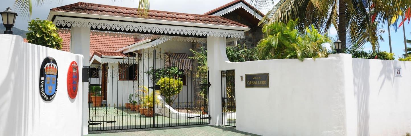 Villa Caballero's Standard Room