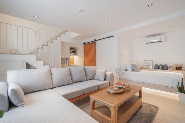 City House with 3 Bedrooms Minimal Design