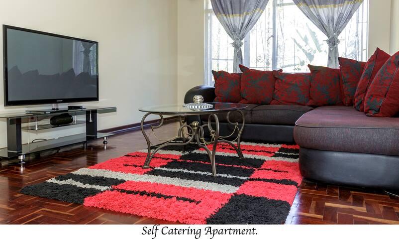 Modern city apartment
