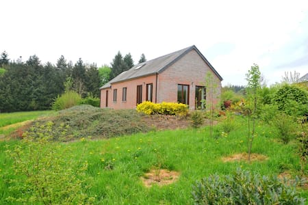 Bungalow in peaceful environment, with lovely views of surrounding green hills