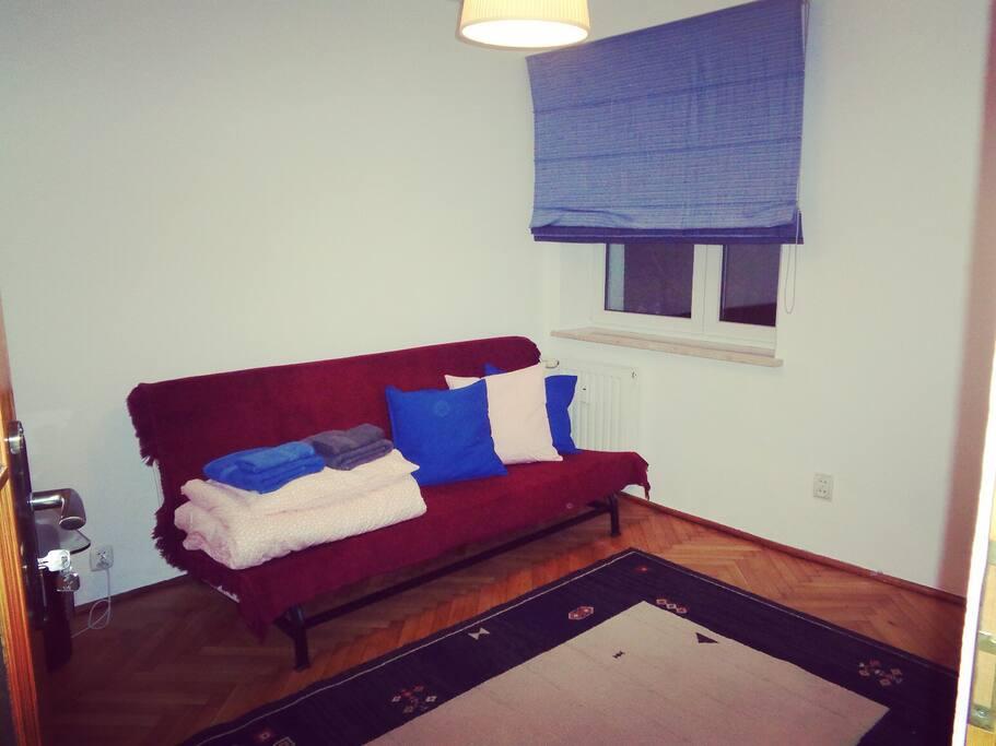 Prywatna sypialnia / Private badroom
