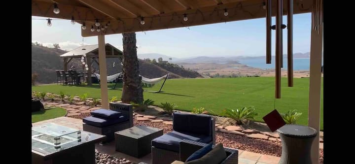 Custom Estate with Million Dollar Views