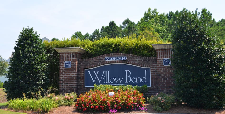 1111 Willow Bend - North Myrtle Beach - Apto. en complejo residencial