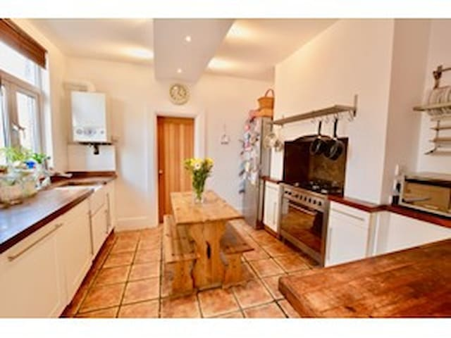 Double bedroom maisonette with garden - Sutton - Leilighet